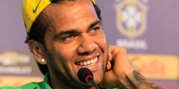 Dani Alves a signé pour deux saisons à la Juventus