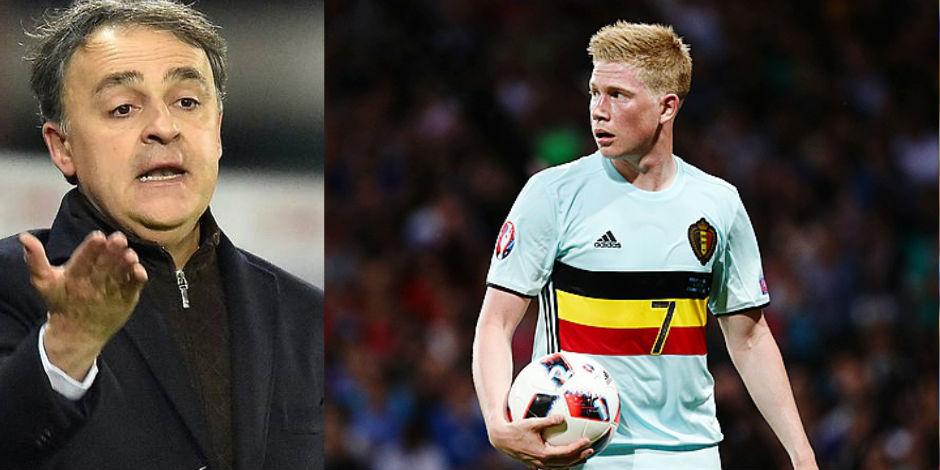"""Emilio Ferrera a revu Hongrie - Belgique: """"Une performance à rééditer dans les top matches"""""""