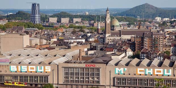 Charleroi: la ville séduit les cinéastes - La DH