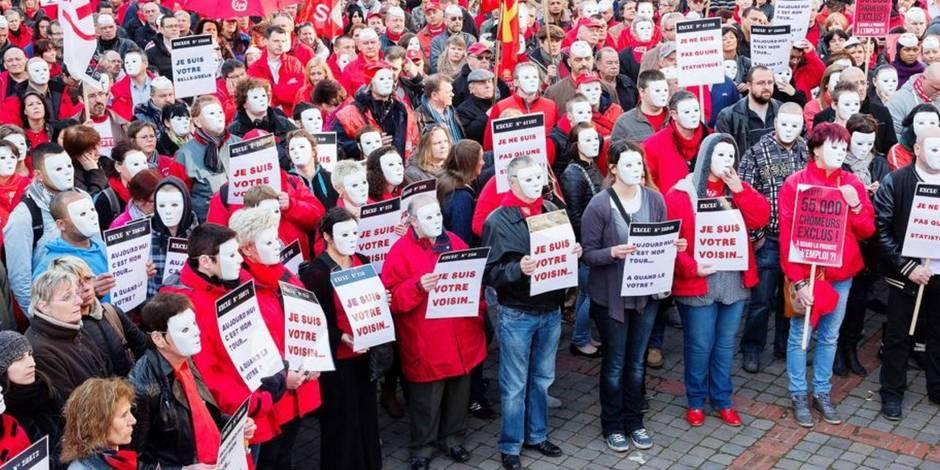 Les exclusions du chômage jugées illégales ! La Belgique condamnée