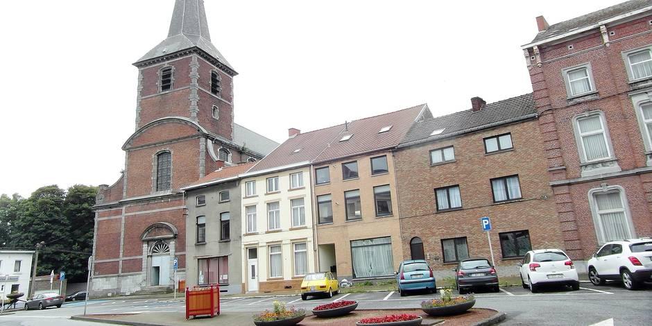 L'église de Jumet menace la sécurité aérienne