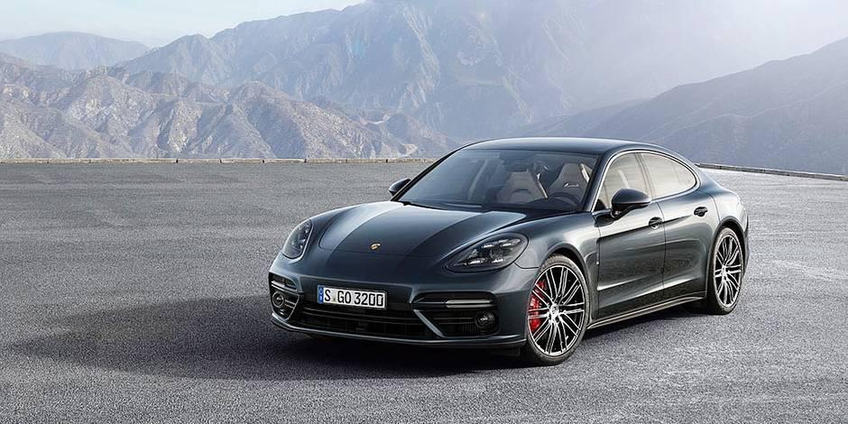Une Panamera plus? Porsche et une C3 plus jeune et dynamique - La DH