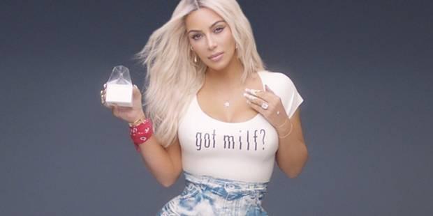Le corps improbable de Kim Kardashian après avoir (encore) été photoshopé - La DH