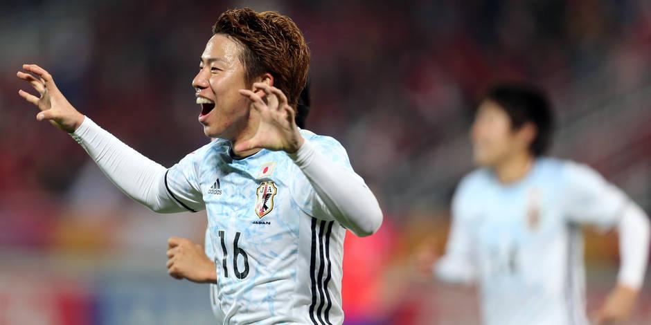 Un jeune attaquant japonais vers Arsenal