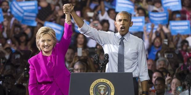 Pas d'inculpation d'Hillary Clinton pour ses emails - La DH