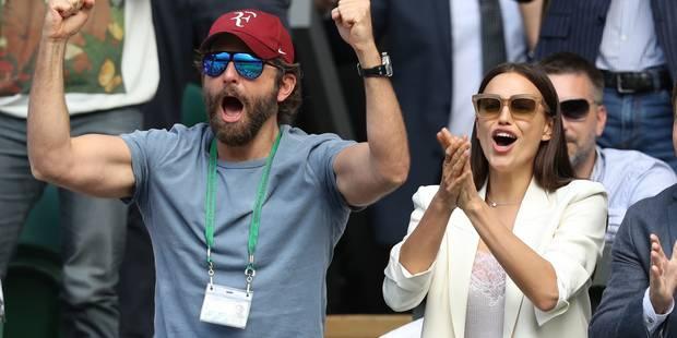 Bradley Cooper, David Beckham, Sienna Miller: défilé de stars à Wimbledon - La DH