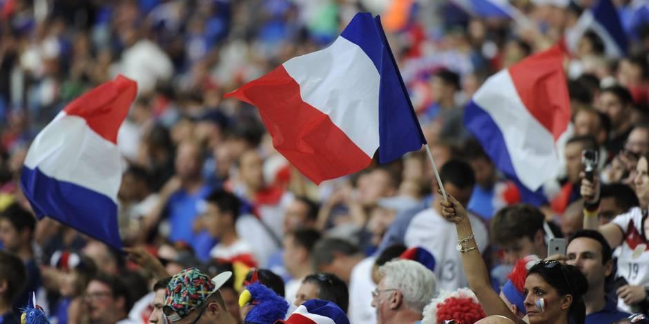 Même en cas de victoire, les Français n auront pas droit à un moment ... c8d66520408