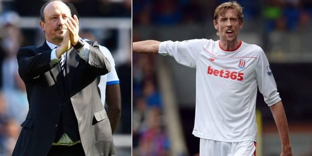 Journal du mercato (12/07): Et si Crouch retrouvait Benitez à Newcastle? - La DH