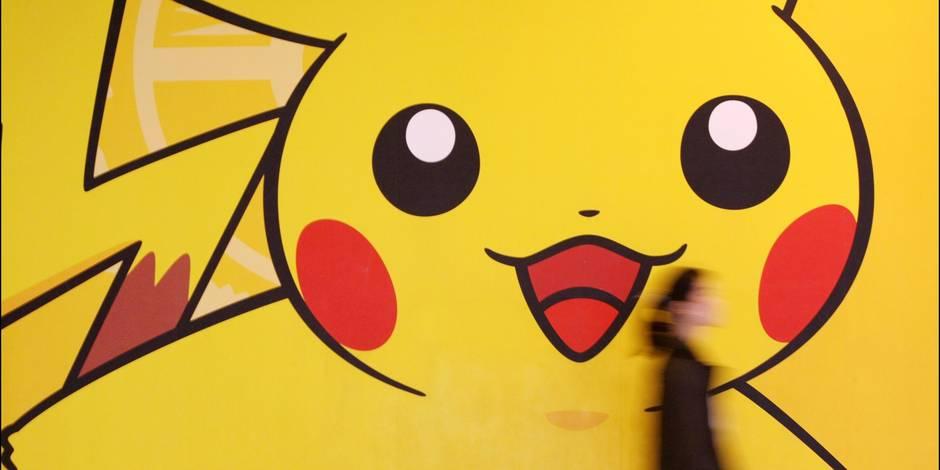 Pokémon Go, le jeu qui rend addict... et qui pille vos données personnelles sur iPhone