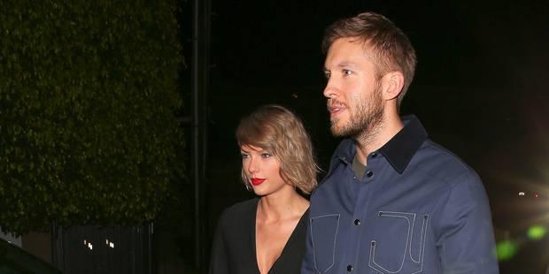 """Calvin Harris critique Taylor Swift : """"Elle a besoin de quelqu'un à rabaisser"""" - La DH"""