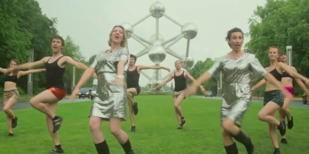 """""""Atomium"""", le délire musical qui va vous faire danser - La DH"""