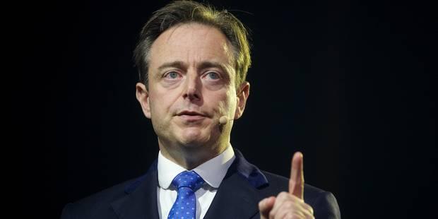 De Wever a commandé des véhicules puissants pour éviter un attentat comme à Nice - La DH