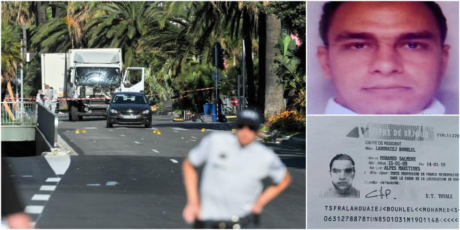 Attentat de Nice : Des photos en lien avec l'islam radical, l'Etat islamique et Charlie Hebdo dans le portable de Lahouaiej Bouhlel