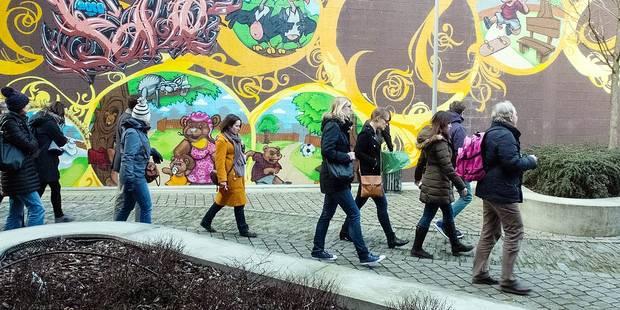 Explosion de touristes à Molenbeek - La DH