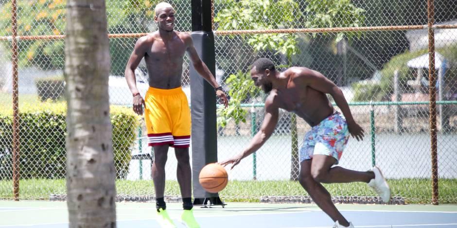 Romelu Lukaku et Paul Pogba passent les vacances ensemble (PHOTOS & VIDEO)