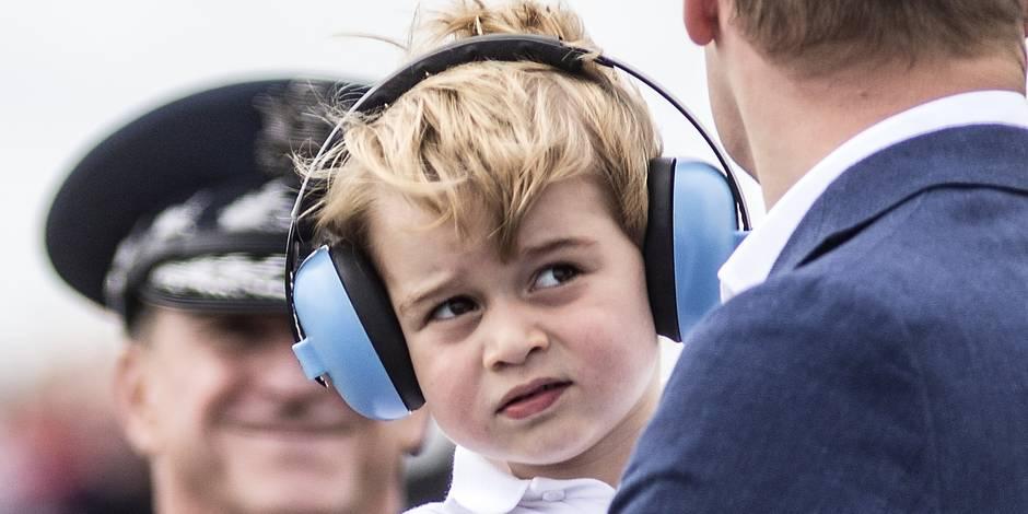 De nouvelles photos du Prince George pour ses 3 ans