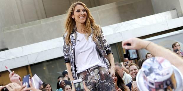 Céline Dion : une nouvelle fashion queen est dans la ville - La DH