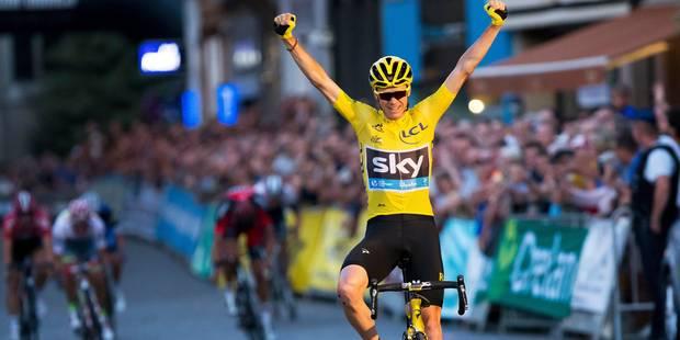 Vuelta: Chris Froome sera de la partie - La DH
