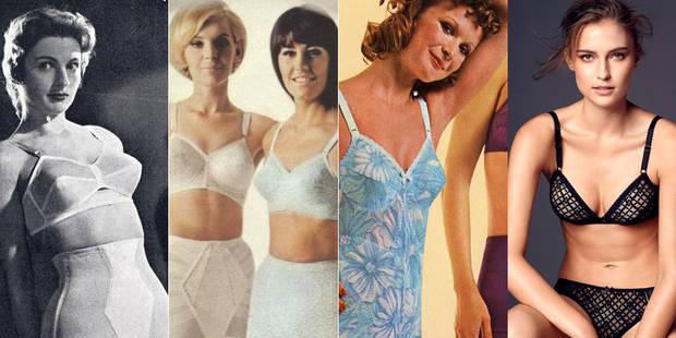 90 ans de lingerie selon Marks & Spencer - La DH