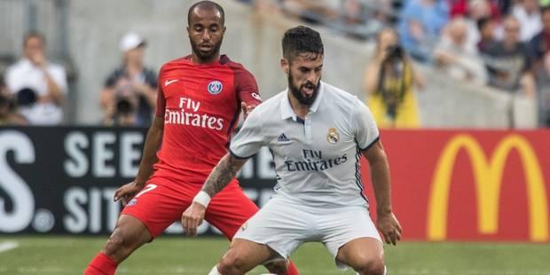 Le PSG s'offre une victoire de prestige face au Real - La DH