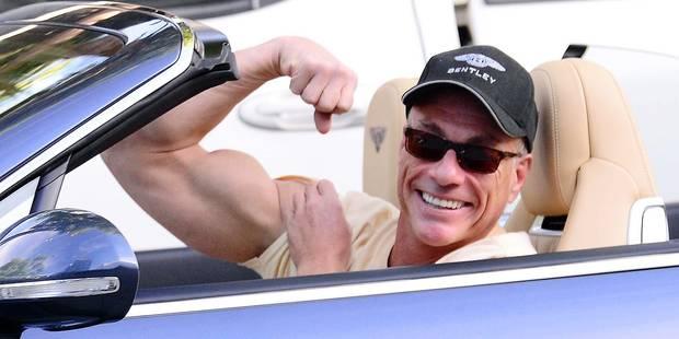 """Quand Jean-Claude Van Damme fait """"wouf"""" - La DH"""