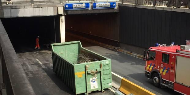 Bruxelles: Le tunnel Stéphanie ouvert à nouveau en direction de Rogier et de la Petite Ceinture - La DH