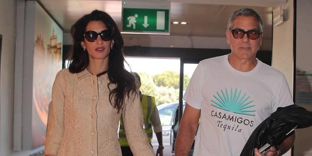 George Clooney papa ? - La DH