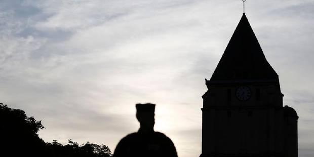 Attentat dans une église en Normandie: un réfugié syrien en garde à vue - La DH