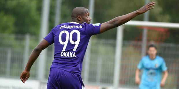 "Van Holsbeeck: ""Okaka peut partir, on cherche un attaquant"" - La DH"
