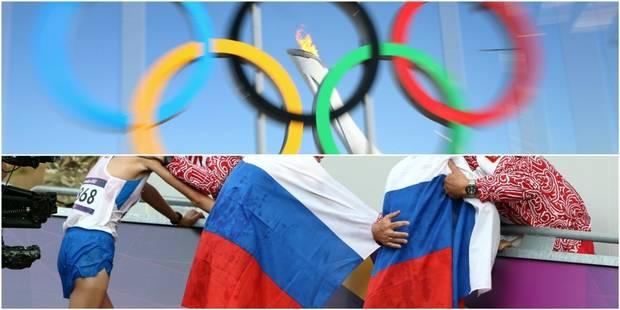 JO: le CIO aura le dernier mot sur le nombre de sportifs russes à Rio - La DH