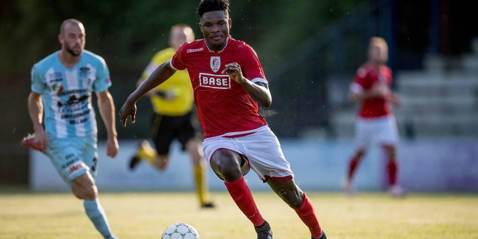 FC Tilleur v Standard de Liege: Friendly match
