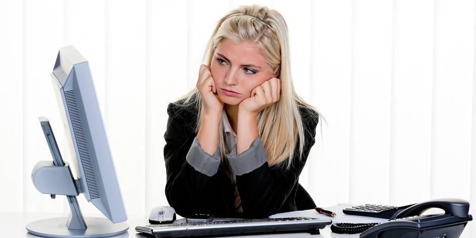 Les indépendants souffrent du stress