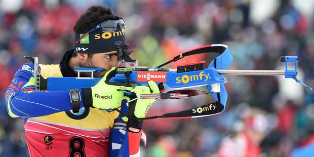 """Martin Fourcade, champion de biathlon : """"Les carabines des foires sont truquées"""" - La DH"""