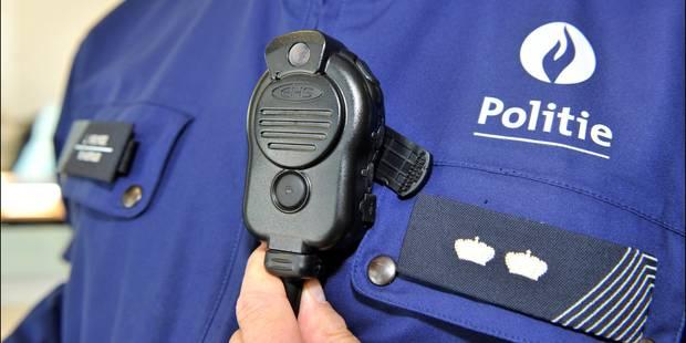 Le salaire des policiers bondit grâce aux primes - La DH