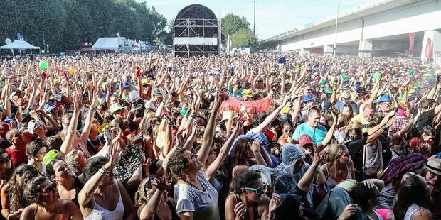 Ronquières Festival: des mesures de sécurité additionnelles - La DH