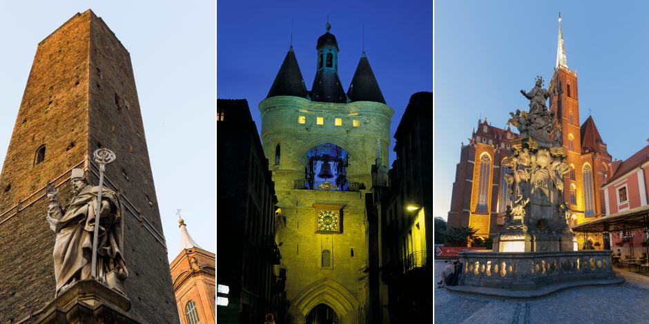 Top 7 des villes parfois délaissées... mais qui méritent le détour