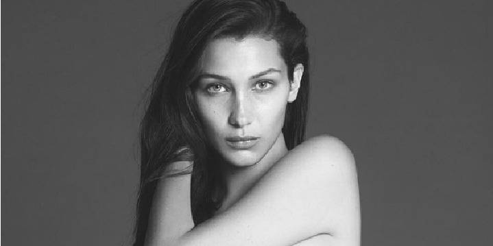 Quand Bella Hadid tombe le haut (PHOTO)