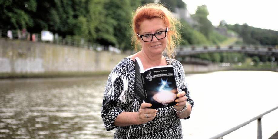 Brigitte Guilbau, la prof aux 9 livres