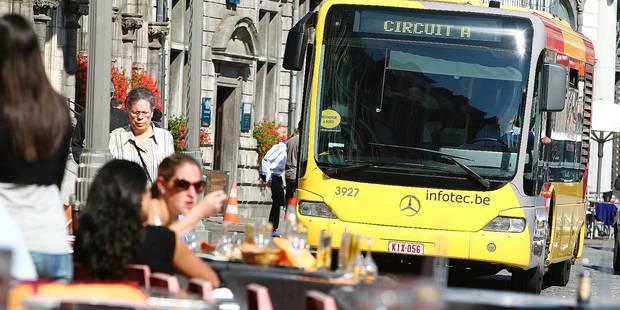 BSCA : le bus express reste à l'arrêt - La DH