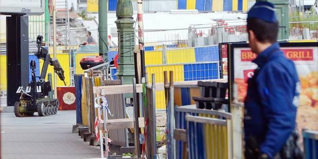 Bruxelles: plus de 120 alertes à la bombe depuis le 22 mars - La DH