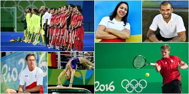 Voici le programme des Belges ce jeudi à Rio - La DH