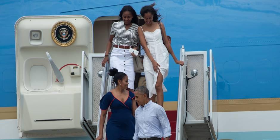 Malia Obama surprise... un joint aux lèvres lors d'un concert !