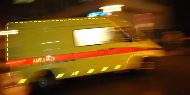 Grave accident à Ath: Deux blessés graves - La DH