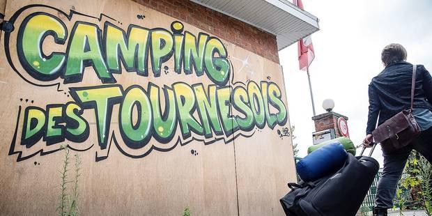 Polémique à Mons: voyageurs sans camping - La DH
