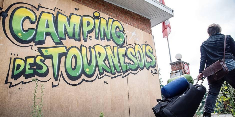 CAMPING DES TOURNESOLS MONS