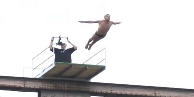 Un homme décède lors d'un concours de plongeon - La DH
