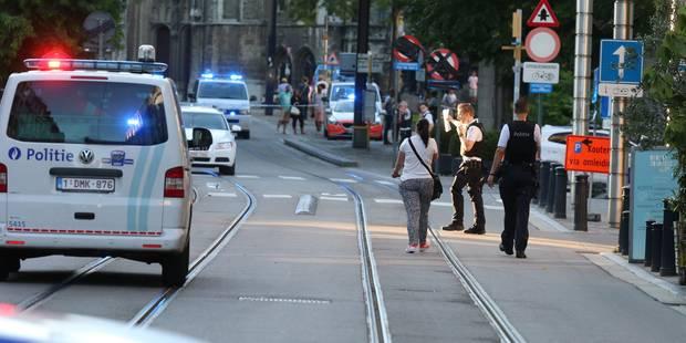 Fusillade à Gand: le suspect est désormais hors de danger - La DH