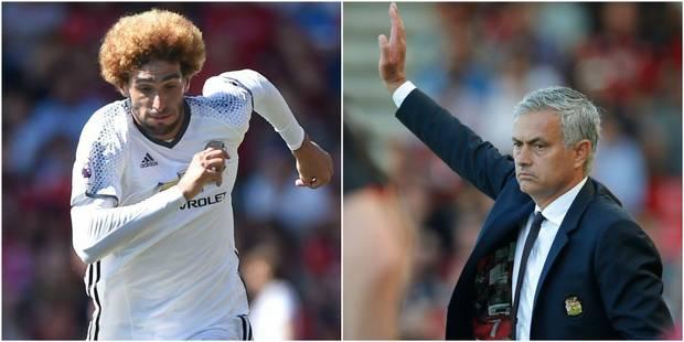 Mourinho aime les joueurs de la trempe de Fellaini - La DH