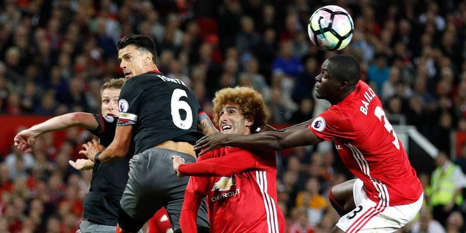 Les Belges à l'étranger: Fellaini confirme sa bonne forme sous Mourinho