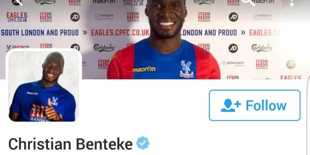Benteke signe à Crystal Palace mais indique qu'il est un joueur de... Burnley - La DH